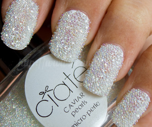 caviar, vernis, and nails image