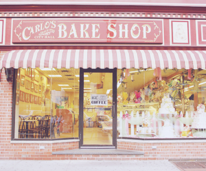 cake, shop, and cute image