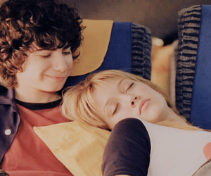 lizzie mcguire, Hilary Duff, and gordo image