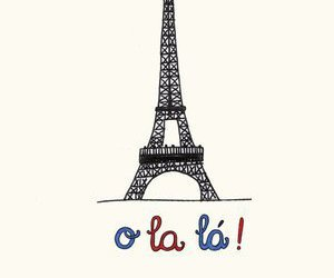 paris and o la la image