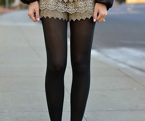 lace and outfit image
