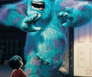 monster, disney, and boo image