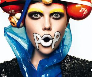 pop, makeup, and make up image