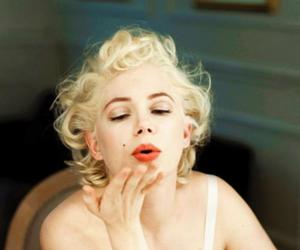 Marilyn Monroe, michelle williams, and marilyn image