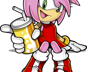 amy and sonic image