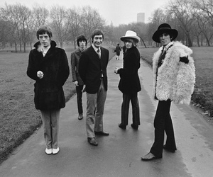 Keith Richards, Brian Jones, and Hyde Park image