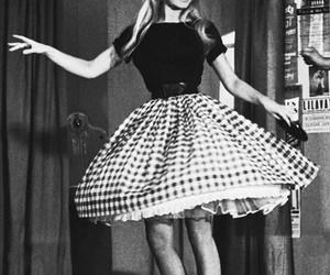 brigitte bardot, vintage, and dance image