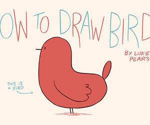 bird, birds, and draw image