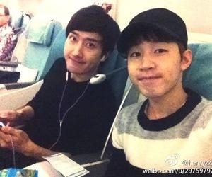 henry, ZhouMi, and Super Junior M image