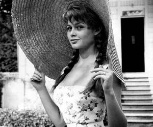 brigitte bardot, bardot, and hat image