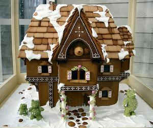 house and sweet image