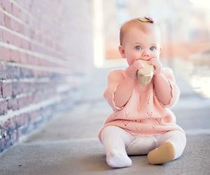 baby, girl, and photography image