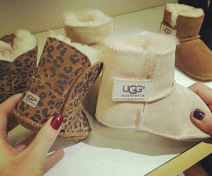 ugg, baby, and shoes image