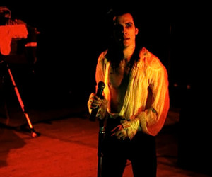 dark, dave vanian, and inspiration image