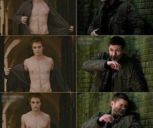 dean winchester, edward cullen, and lol image