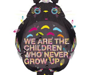 totoro and child image