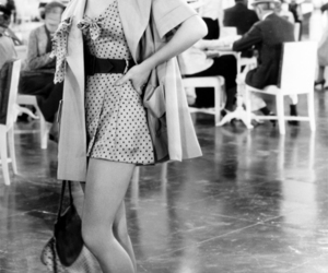 blonde, ginger rogers, and Pin Up image