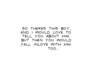 boy, quotes, and love image