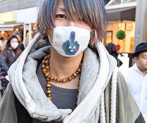 japan, boy, and Harajuku image