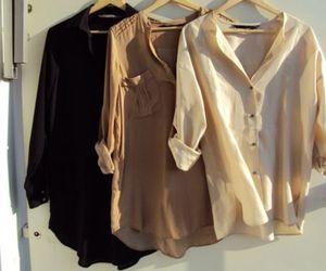 fashion, shirt, and clothes image