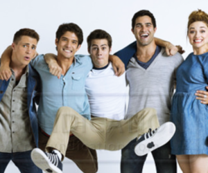 cast, colton, and crystal image