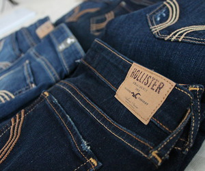 hollister, jeans, and clothes image