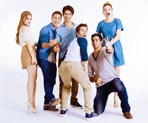 cast, dat ass, and stiles image
