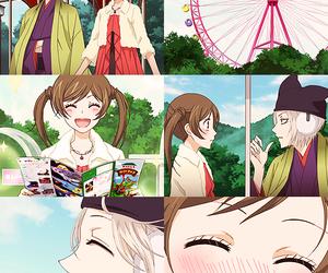 anime, tomoe, and momozono nanami image