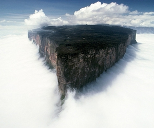 clouds, sky, and venezuela image