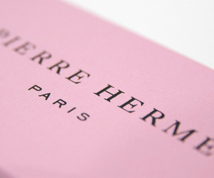 pink and pierre herme image