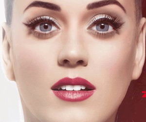 katy perry, beautiful, and make up image