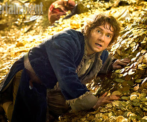 the hobbit, the middle earth, and bilbo bolson image