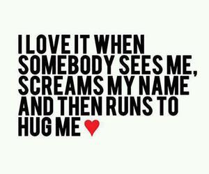 love, hug, and heart image
