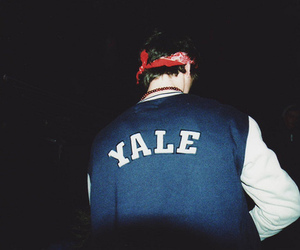 boy, yale, and indie image