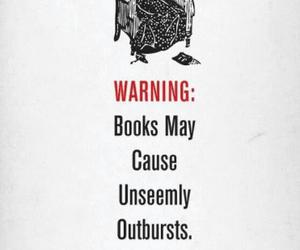 books and outburst image