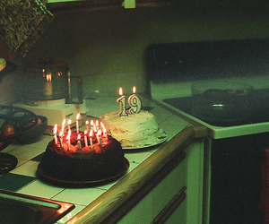 cake, birthday, and 19 image