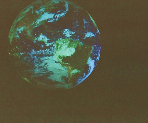 earth, universe, and vintage image