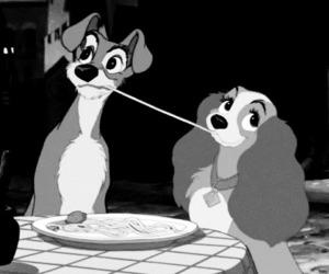 disney, love, and dog image