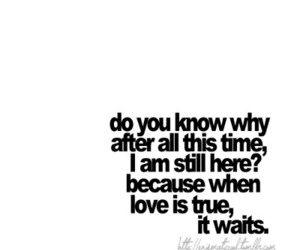 love, quotes, and true image