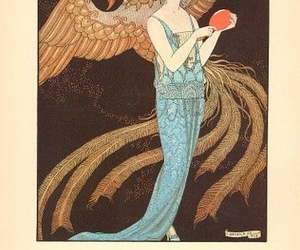 20s, anel, and georges barbier image