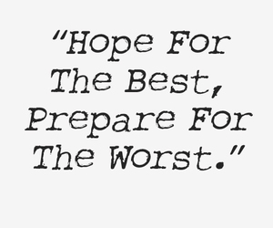 quote, hope, and text image