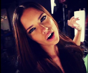 Adriana Lima, sexy, and model image