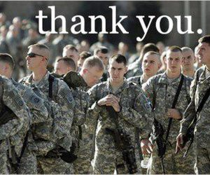 thank you, soldiers, and army image