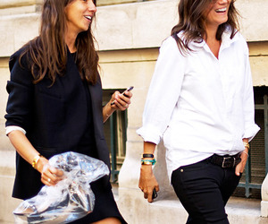 emanuelle alt, french, and geraldine saglio image