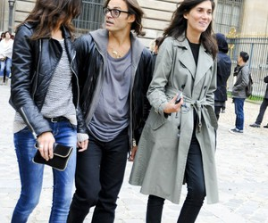 emmanuelle alt, french, and nyfw image