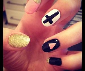 nails, pretty, and nicole grace image