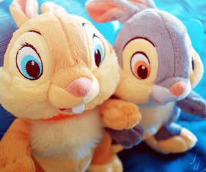bunny, disney, and rabbit image