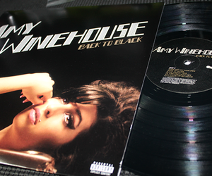 Amy Winehouse, back to black, and great album image