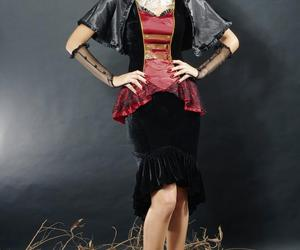 ladies costumes, steampunk vampire costume, and sexy devil costumes image