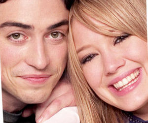 couple, Hilary Duff, and the perfect man image